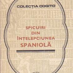 MEDEEA FREIBERG - SPICUIRI DIN INTELEPCIUNEA SPANIOLA ( COGITO )