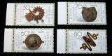 Germania Berlin, Obiecte din aur si argint, serie neuzata, MNH, 1987, Nestampilat