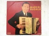 Marcel budala acordeon disc vinyl lp muzica populara lautareasca folclor epe1054, VINIL, electrecord
