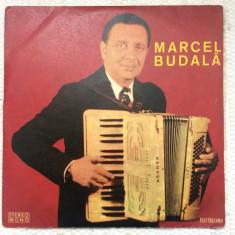 marcel budala acordeon disc vinyl lp muzica populara lautareasca folclor epe1054