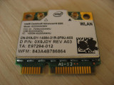 Cumpara ieftin Placa wireless laptop Dell Precision M4600, Intel Advanced-N 6205, 0X9JDY