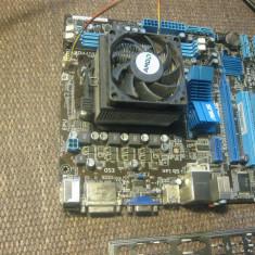 Kit ASUS M5A78L-M LE +  quadcore amd FX4100 3.60 ghz AM3+ ,cooler inclus