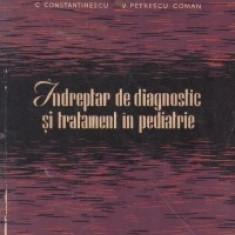 Indreptar de diagnostic si tratament in pediatrie