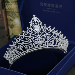 Diadema / coroana / tiara mireasa Luxury