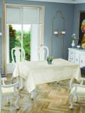 Față de masă Valentini Bianco Model Pano Lace Cream