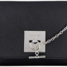 Femei Lock Medium Cross body, Calvin Klein