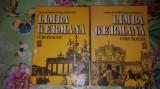 Limba germana curs practic 2 volume an 1992/880pagini- Emilia Savin ,I.Lazarescu