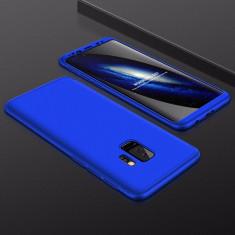 Husa Samsung Galaxy S9 Plus - GKK Protectie 360 Grade Albastra
