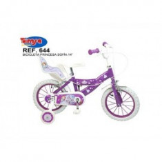 Bicicleta copii Sofia intai 16, Toimsa