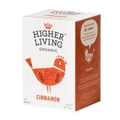 Ceai Scortisoara Bio 15plicuri Higher Living Cod: 5060319120023