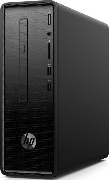 Desktop PC HP Slimline 290-a0005ng A9-9425 8GB 256GB SSD Win 10 Pro