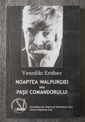 Venedikt Erofeev - Noaptea Walpurgiei sau Pașii comandorului foto