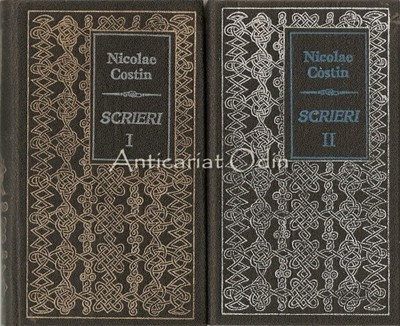 Scrieri - Nicolae Costin