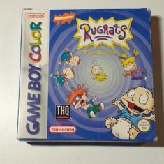 Joc Gameboy Color Rugrats - Time travellers
