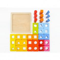 Joc de potrivire Primele mele forme geometrice Topbright, 2 ani+