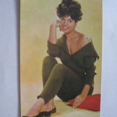 Carte postala actori/film - Rossana Schiaffino