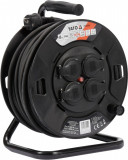 Yato Prelungitor electric 220 V pe tambur 40 m 4 prize IP44