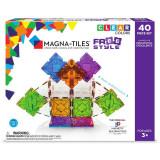 Magna-Tiles Freestyle cu magneti mobili - 40 piese