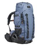 Rucsac Trekking la munte TREK900 Symbium 50L +10L Albastru Adulți, Forclaz