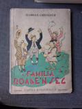 FAMILIA ROADE-N SEC - FLORIAN CRISTESCU (CARTE PENTRU COPII, CU INTAMPLARI DIN LUMEA SOARECILOR)
