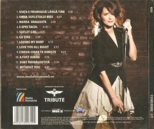 CD Mădălina Manole – 09 Mădălina Manole, original