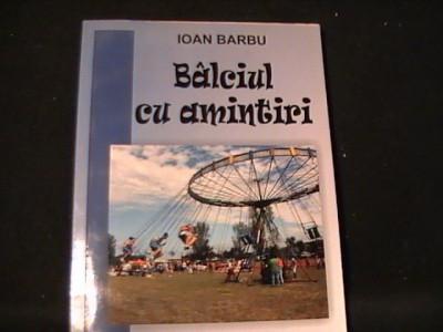 BILCIUL CU AMINTIRI-ION BARBU-ILUSTRATII SILVIU BARSANU-AUTOGRAF- foto