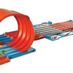 Set Jucarii Hot Wheels Track Builder Crate