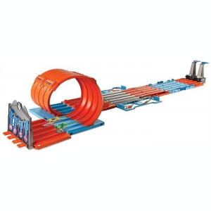 Set Jucarii Hot Wheels Track Builder Crate