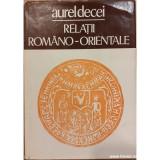 Relatii romano - orientale