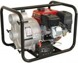 Motopompa Senci SCWT-80E pentru apa murdara, debit apa 65 mc/h, diametru refulare 80 mm, Motor Senci 7.5 cp, Benzina, Pornire la cheie, Baterie inclus