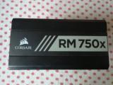 Sursa PC Modulara Corsair RMx Series RM750x 750W, 80+ Gold.