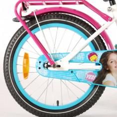 Bicicleta pentru fete 18 inch cu cosulet Soy Luna