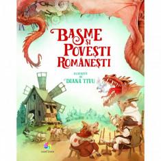 Basme si povesti romanesti 2017, corint