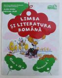 LIMBA SI LITERATURA ROMANA , MANUAL PENTRU CLASA A IV-A , SEMESTRUL I de ALINA RADU si ROXANA JELER , 2016, CONTINE CD*