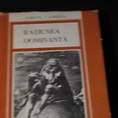 RATIUNEA DOMINANTA-VIRGIL CINDEA-CONTRIBUTII LA ISTORIA UMANISMULUI ROMANESC-