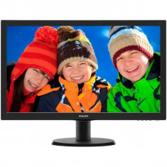Monitor LED Philips 243V5LSB/00 23.6 5ms black