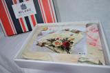 Lenjerie de pat 3D model floral trandafiri MC-1115, Milano