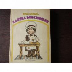 CARTEA DULCIURILOR - IRINA DORDEA