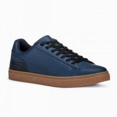 Pantofi casual barbati - T359 - bleumarin