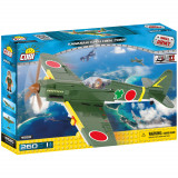 Cumpara ieftin Set de construit Cobi, Aircrafts WW II, Kawasaki KI-61-1 Hien (Tony) (260 pcs)