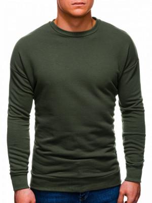 Bluza barbati B1229 - khaki foto
