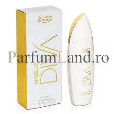 Parfum Creation Lamis Angelic Diva 100ml EDP / Replica Hugo Boss- Boss Jour Pour Femme