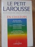 LE PETIT LAROUSSE EN COULEURS-COLECTIV