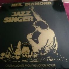 DISC  VINIL NEIL DIAMOND - THE JAZZ SINGER