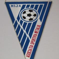 Fanion fotbal (dimensiuni mari) - AS METALUL MIJA