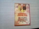 DUMITRU STANILOAE - Din Istoria Isihasmului in Ortodoxia Romana -1992, 169 p., Alta editura