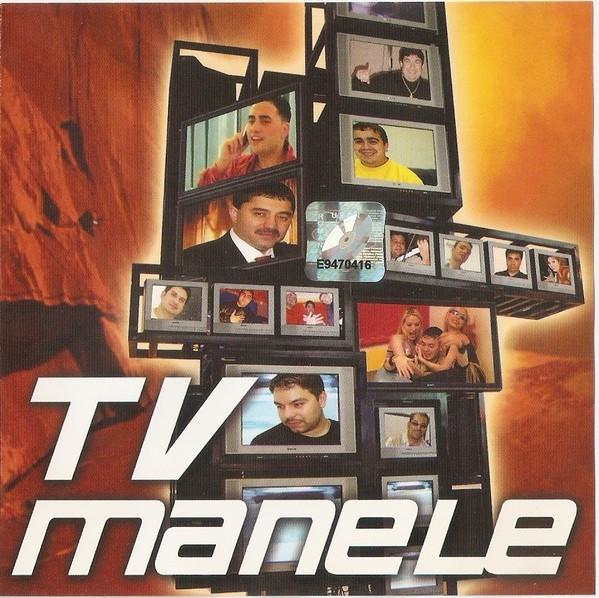 CD TV Manele:Florin Salam, Copilul Minune, ELGI