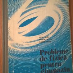 Probleme de fizica pentru gimnaziu - Mihail Sandu s.a. (1982)