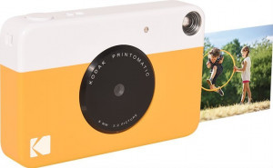 Camera foto Kodak Printomatic 5 MP, microSD, blitz incorporat, printare instantanee