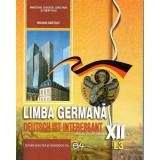 Limba germana L3. Manual pentru clasa a XII-a, autor Hedwig Bartolf